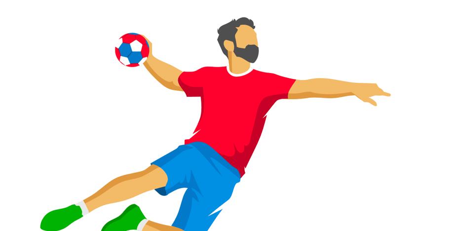 handball attacking